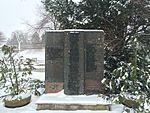Praha, Ruzyně, K Letišti, pomník obětem války.jpg
