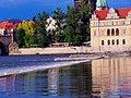 Praha - Vltava - Moldau River - View NE.jpg