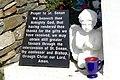 Prayer to St Senan - geograph.org.uk - 971904.jpg