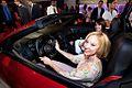 Premier Motors Unveils the Jaguar F-TYPE in Abu Dhabi, UAE (8740731498).jpg