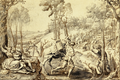 Preparation for a Hunting Feast - Bernart Van Orley.png