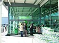 Preparations for first opening, Asda, Bury St. Edmunds - geograph.org.uk - 1227220.jpg
