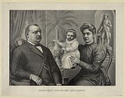 President Cleveland and family.jpg