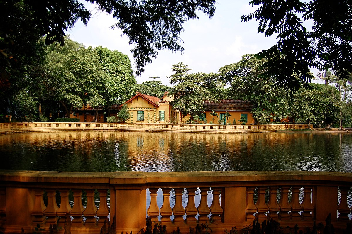 Presidential Palace Hanoi Wikipedia