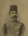 Prince Hussein Kamel, Son of the Khedive, Sultan of Egypt since 1914.png