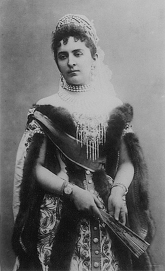 Grand Duke Nicholas Nikolaevich of Russia (1856–1929) - Anastasia of Montenegro
