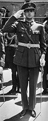 Prins Juan Carlos de Bourbon in uniform, Bestanddeelnr 922-6565.jpg