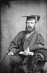 portrait du professeur Thomas Powel