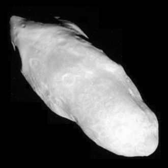 Prometheus (moon) - Image: Prometheus 12 26 09a