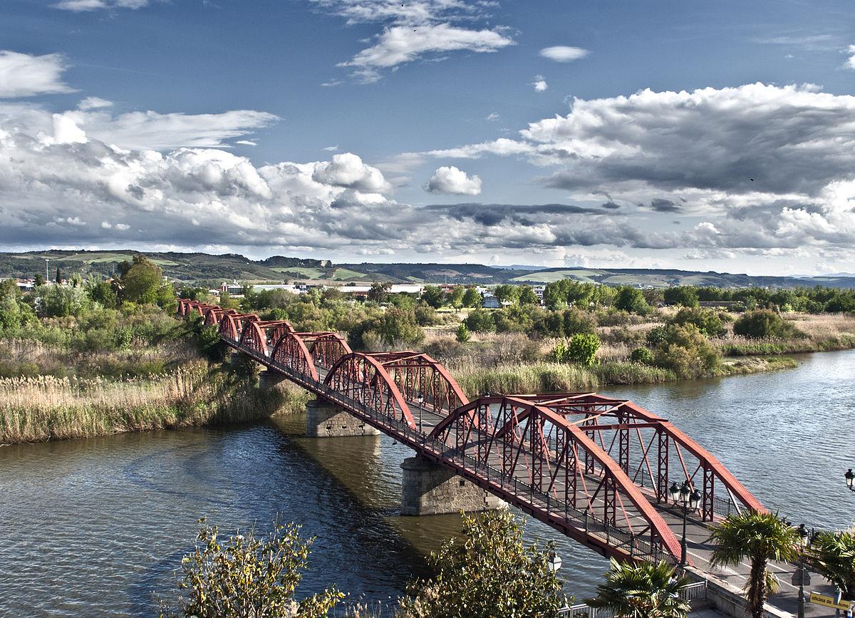 Puente de hierro talavera de la reina wikipedia la - La reina del mueble talavera ...