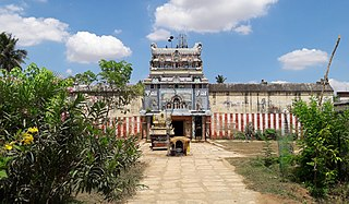 Pushpavananathar Temple, Tiruppoonturutti