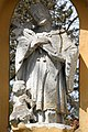 Putnok, Nepomuki Szent János-szobor 2021 06.jpg