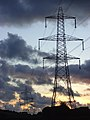 Pylons, Newton Tracey - geograph.org.uk - 964791.jpg