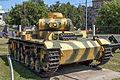PzKpfw III Ausf J in the Great Patriotic War Museum 5-jun-2014 Front.jpg