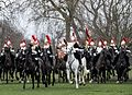 QUEENS CAVALRY READY FOR SUMMER OF CEREMONIAL MOD 45162399.jpg