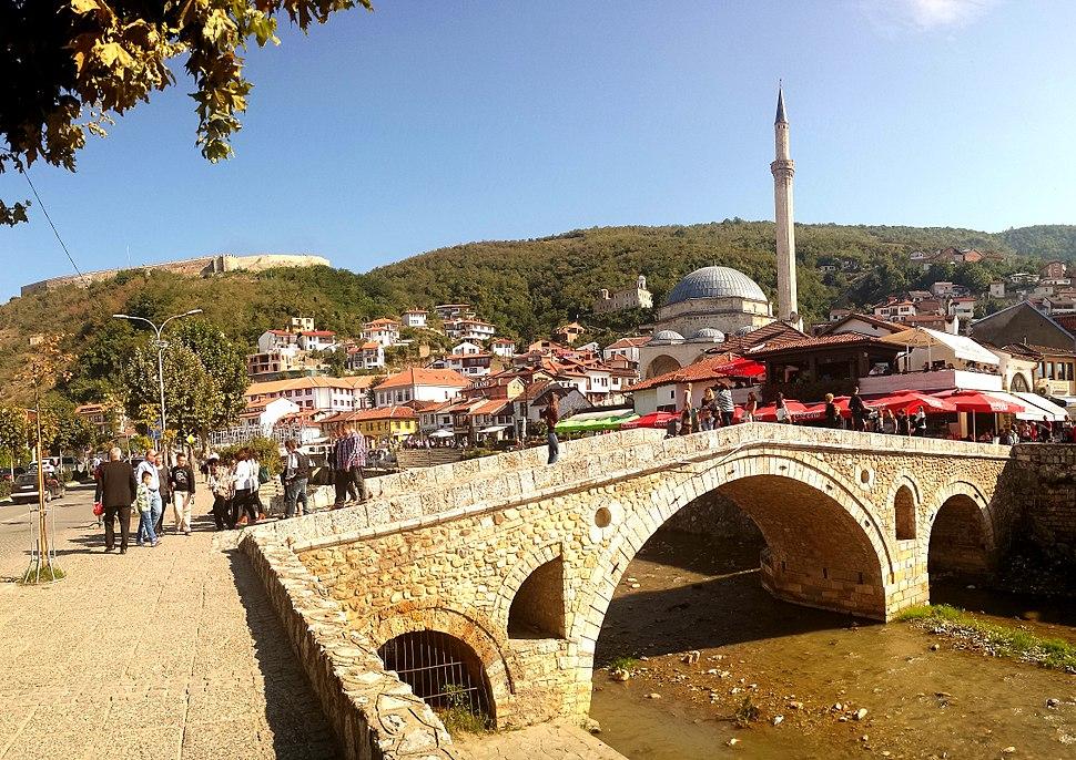 Qendra historike e Prizrenitaa