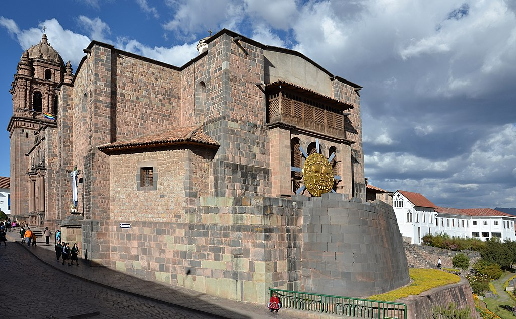 Qorikancha - Cusco - panoramio