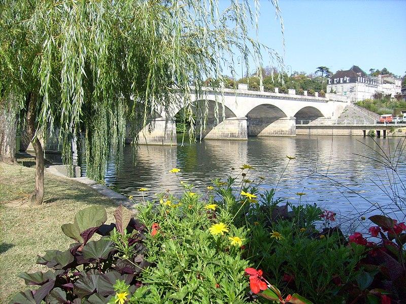 Quais de Charente à Cognac