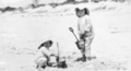 Queensland State Archives 1164 Beach scene Caloundra January 1931.png