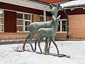 Rådjur med kid Lars Andersson 01.jpg