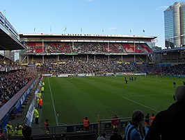 Råsunda, south stand June 19.JPG