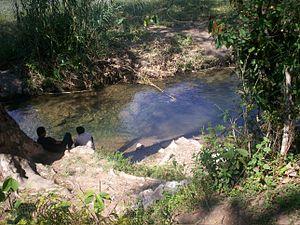 Puebla - Petlapa River