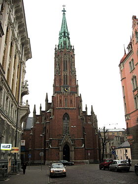 Image illustrative de l'article Église Sainte-Gertrude de Riga