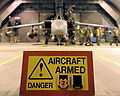 RAF Personnel Prepare Tornado Aircraft Ahead of Enforcing Libya No Fly Zone MOD 45152511.jpg