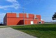 RCAF St. Thomas Hangar Furnace Side