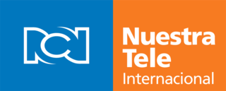RCN Nuestra Tele Internacional Colombian pay-TV network