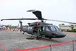 ROCA UH-60M 918 Display at Navy Fleet Command Ground 20161112a.jpg