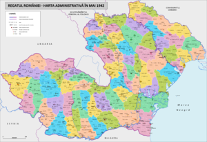Former administrative divisions of Romania Wikipedia