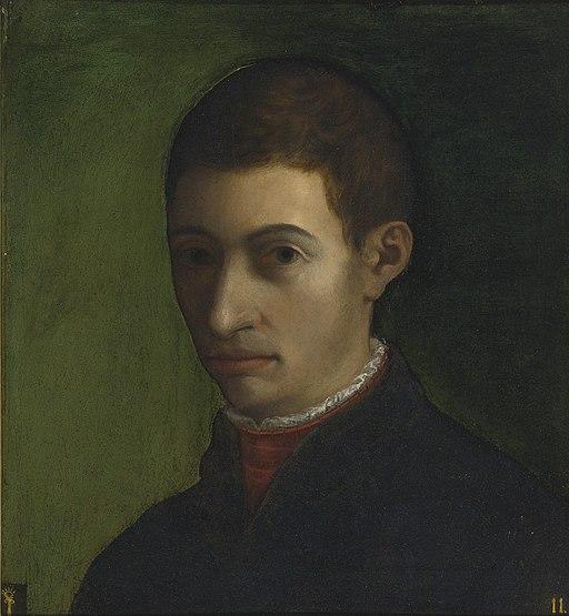 ROMAN SCHOOL, CIRCA 1540 PORTRAIT OF A YOUNG MAN