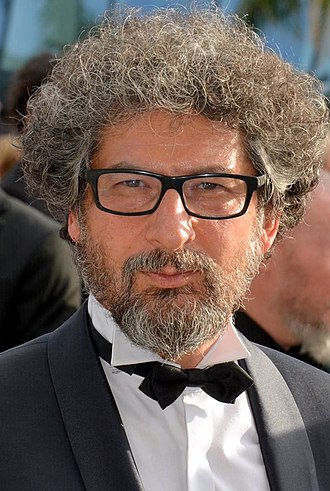 Radu Mihăileanu - Mihăileanu at Cannes Film Festival in 2018