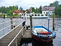 Rahnsdorf - Ruderfaehre 'Paule III' (Rowboat Ferry 'Paule III') - geo.hlipp.de - 38542.jpg