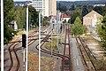 Rails in Chemnitz, Saxony.JPG