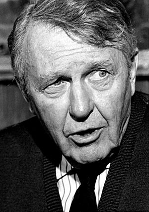 Ralph Bellamy - Bellamy in 1971
