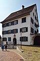 Rapperswil - Altstadt - Haus Schlossberg IMG 1329 ShiftN.jpg
