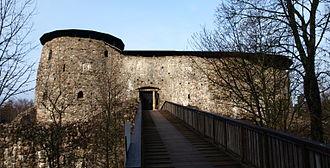 Raseborg - Castle of Raseborg