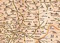 Raum Schmallenberg, Auszug aus Blaeu 1645 - Westphalia Ducatus.jpg