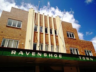 Ravenshoe, Queensland - Ravenshoe Town Hall