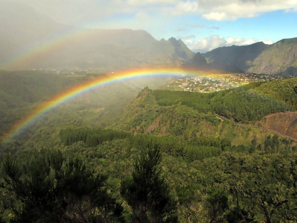 Réunion – Reiseführer auf Wikivoyage