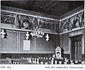 Real-Gymnasium an der Klosterstraße, Düsseldorf, Aula mit Wandgemälde von Eduard Bendemann, ganz.jpg