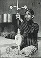 Rebab player in Yogyakarta (credited to Budaya), Kota Jogjakarta 200 Tahun, plate before page 129.jpg