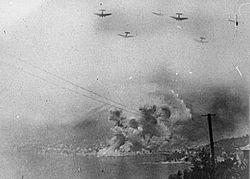 Il bombardamento aereo del 1943
