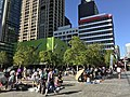 Reddacliff Place adjacent to Brisbane Square building, Brisbane, Queensland 02.jpg