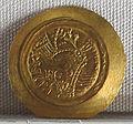 Regno longobardo, emissione aurea di liutprando, zecca di pavia, 712-744, 06.JPG