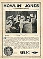 Release flier for HOWLIN' JONES, 1913.jpg