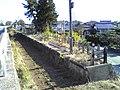 Remains of Itai Station, Niigata Kotsu Railway.jpg