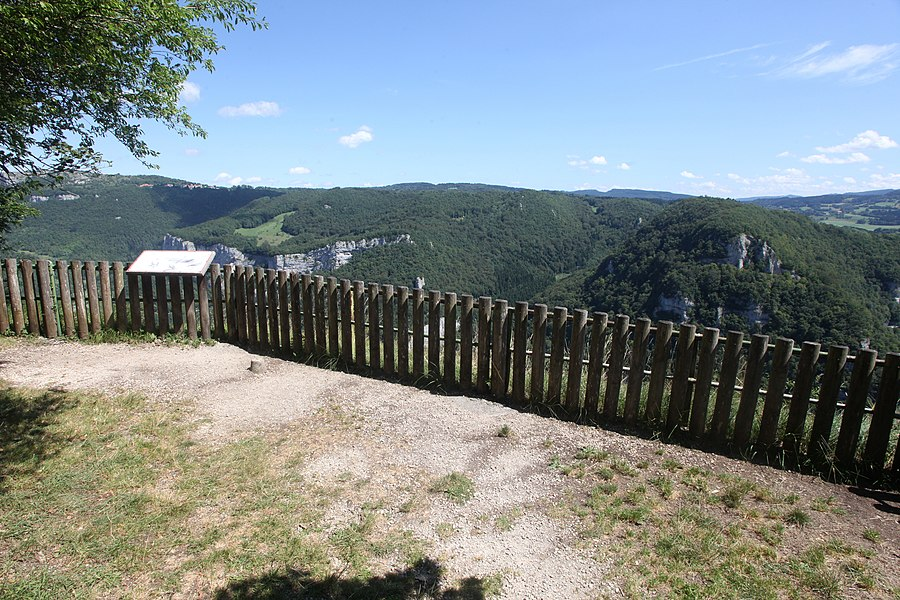 Belvédère de Renédale à Renédale (Doubs).
